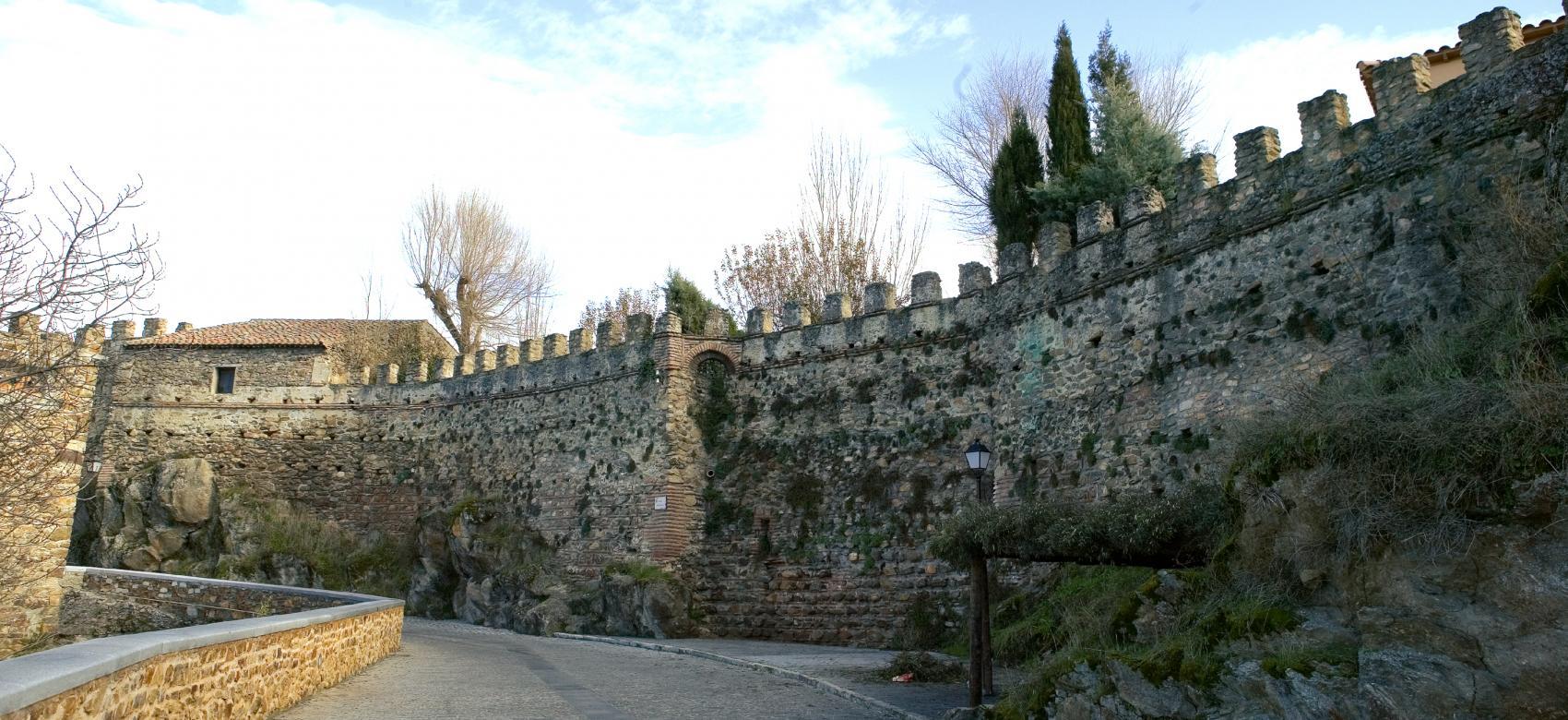 Muralla de Buitrago del Lozoya