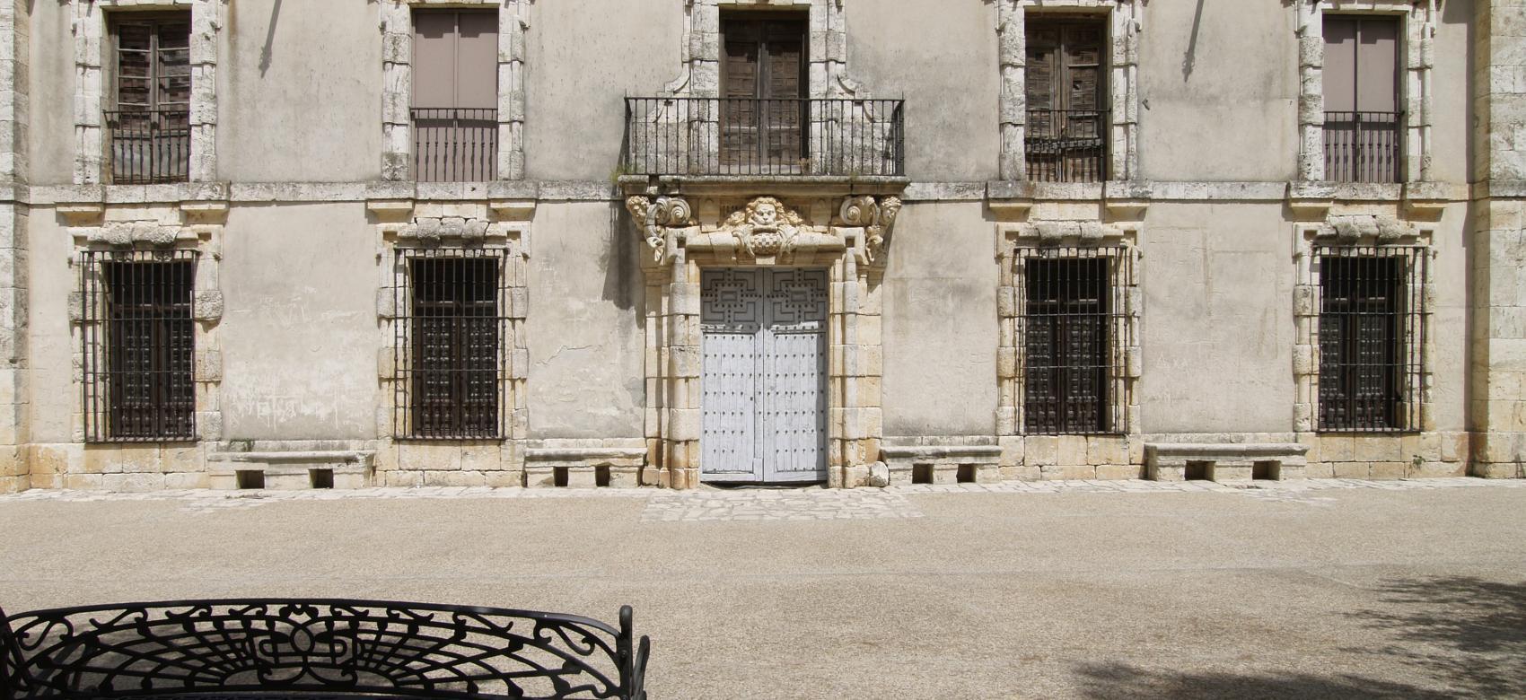 Palacio de Goyeneche Nuevo Baztán