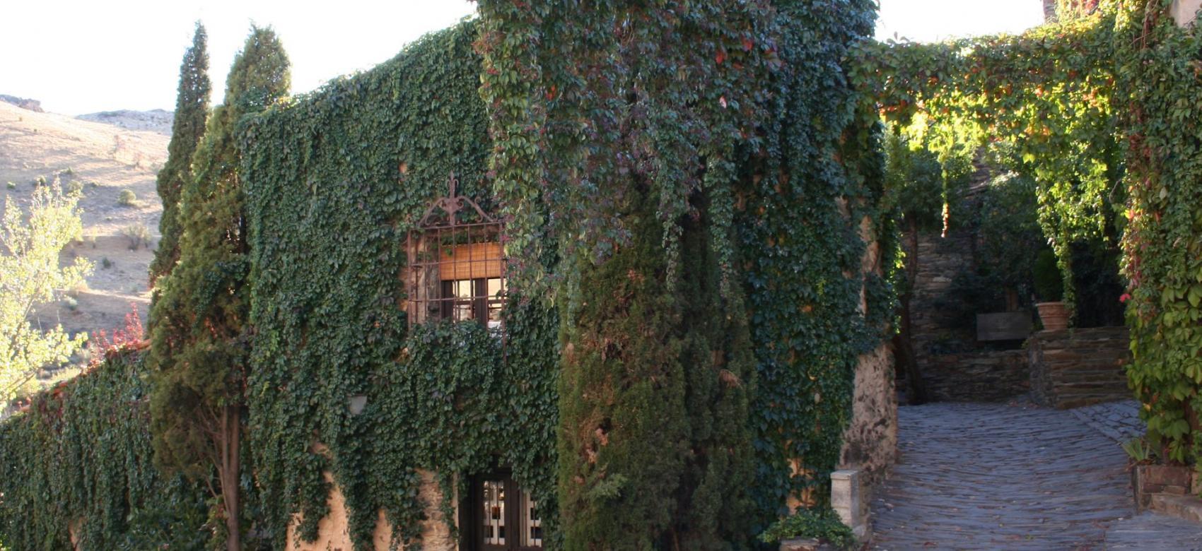 Casa típica de Patones
