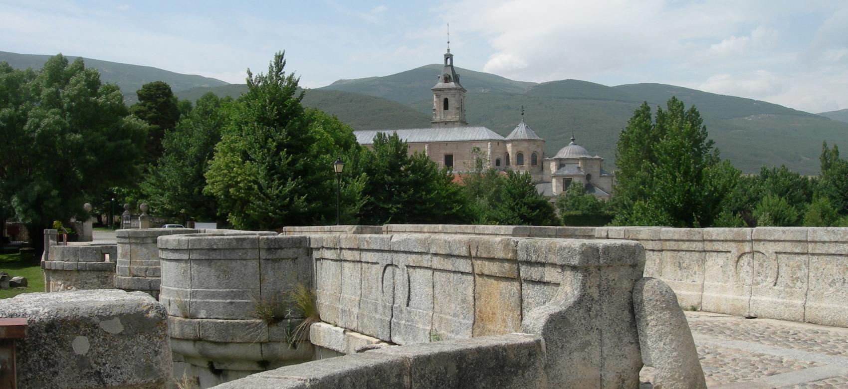 Real Monasterio Santa María de El Paular en Rascafría