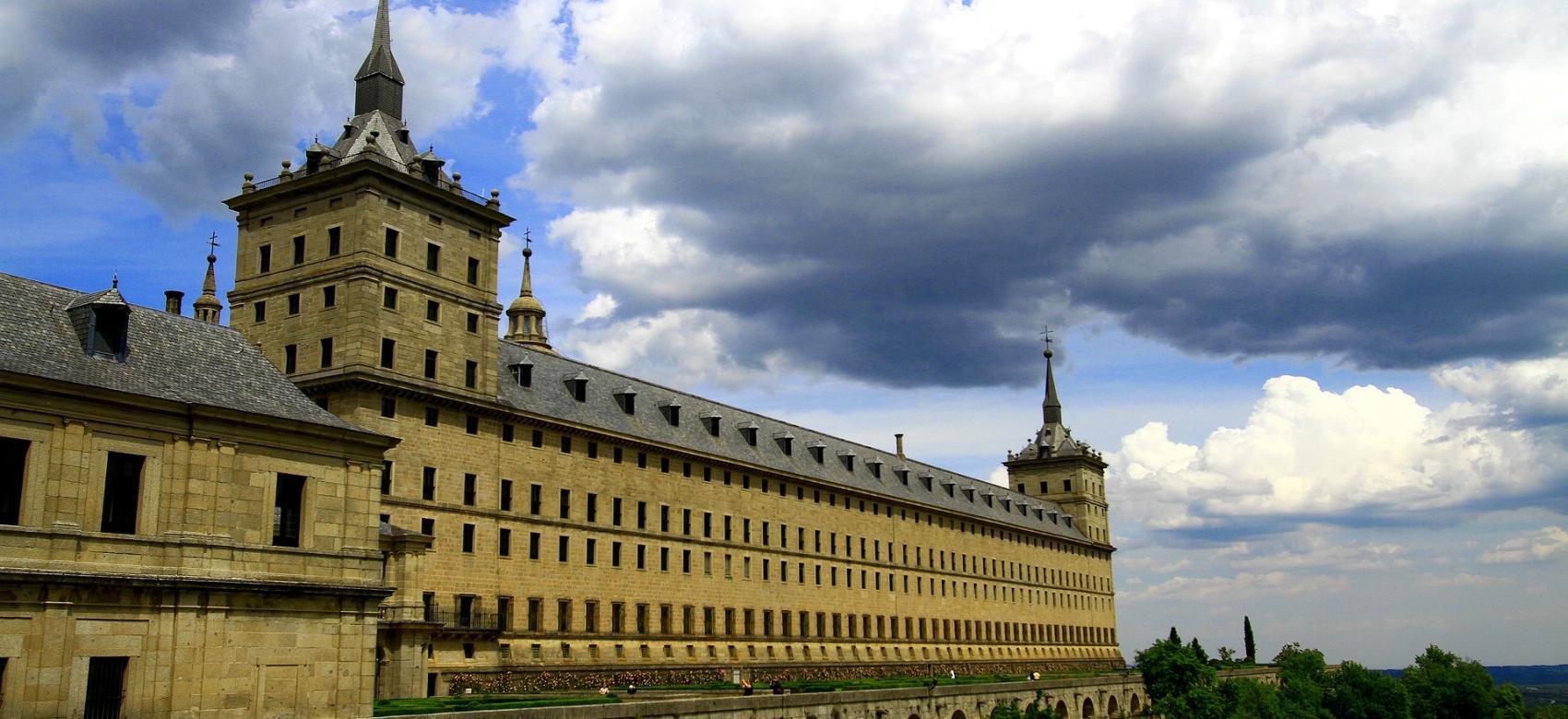 Real Sitio y Monasterio de San Lorenzo de El Escorial