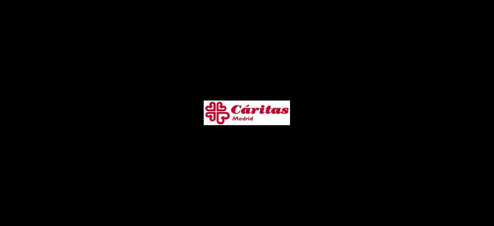 Logo de Cáritas Madrid