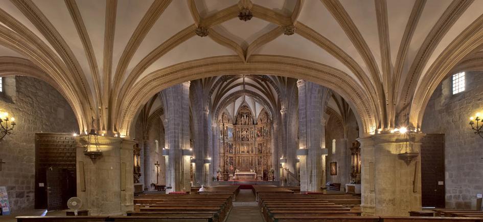 Colmenar Viejo. Basílica de la Asunción de Nuestra Señora.