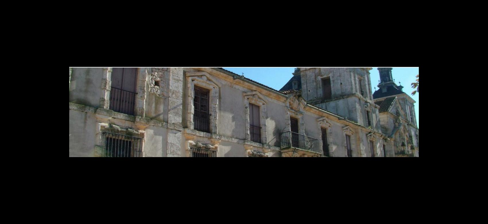 Imagen de la fachada de un Palacio