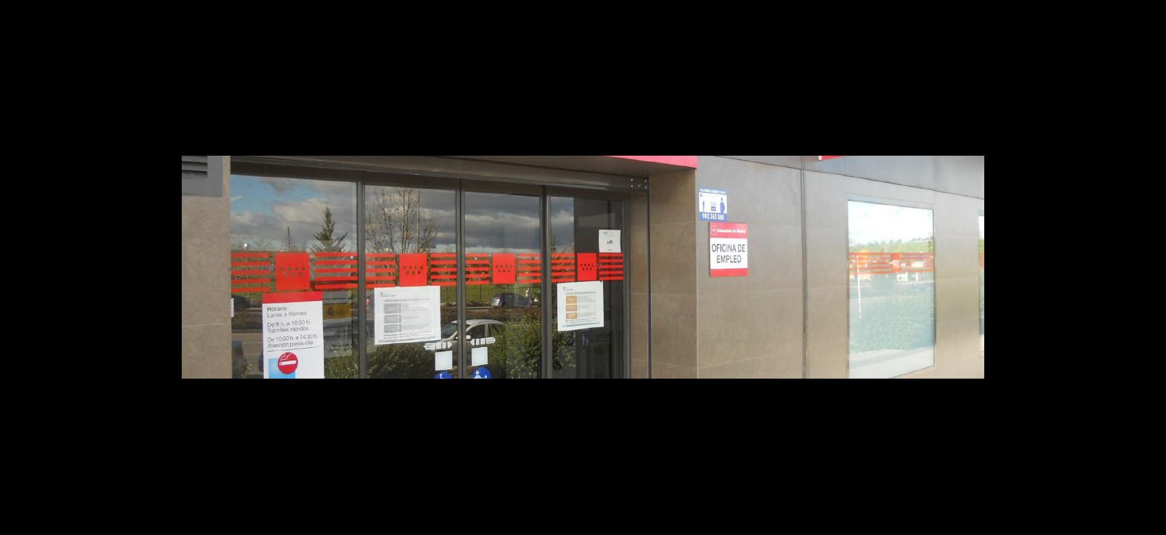 foto de una oficina de empleo