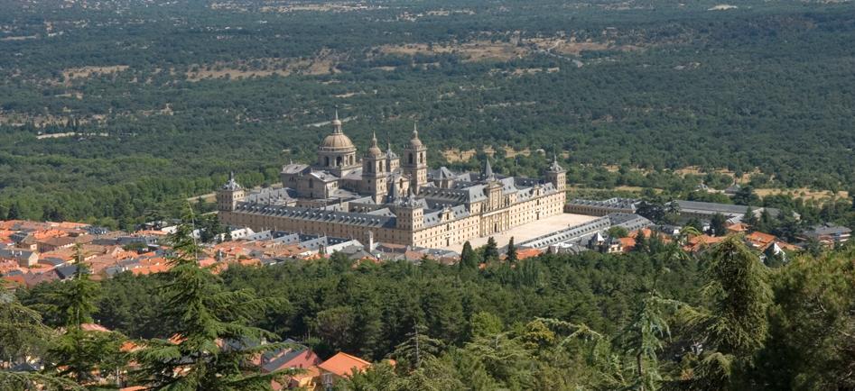 El Escorial. Monasterio de San Lorenzo.