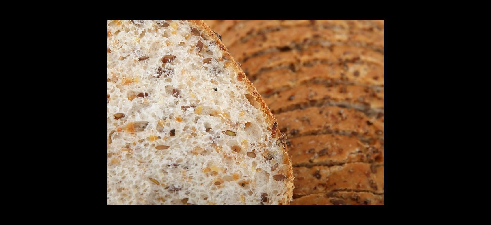 Pan con fibra
