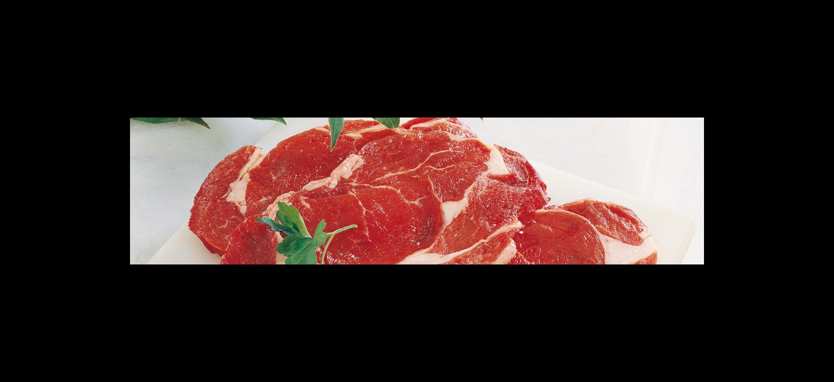 Imagen de un corte de carne