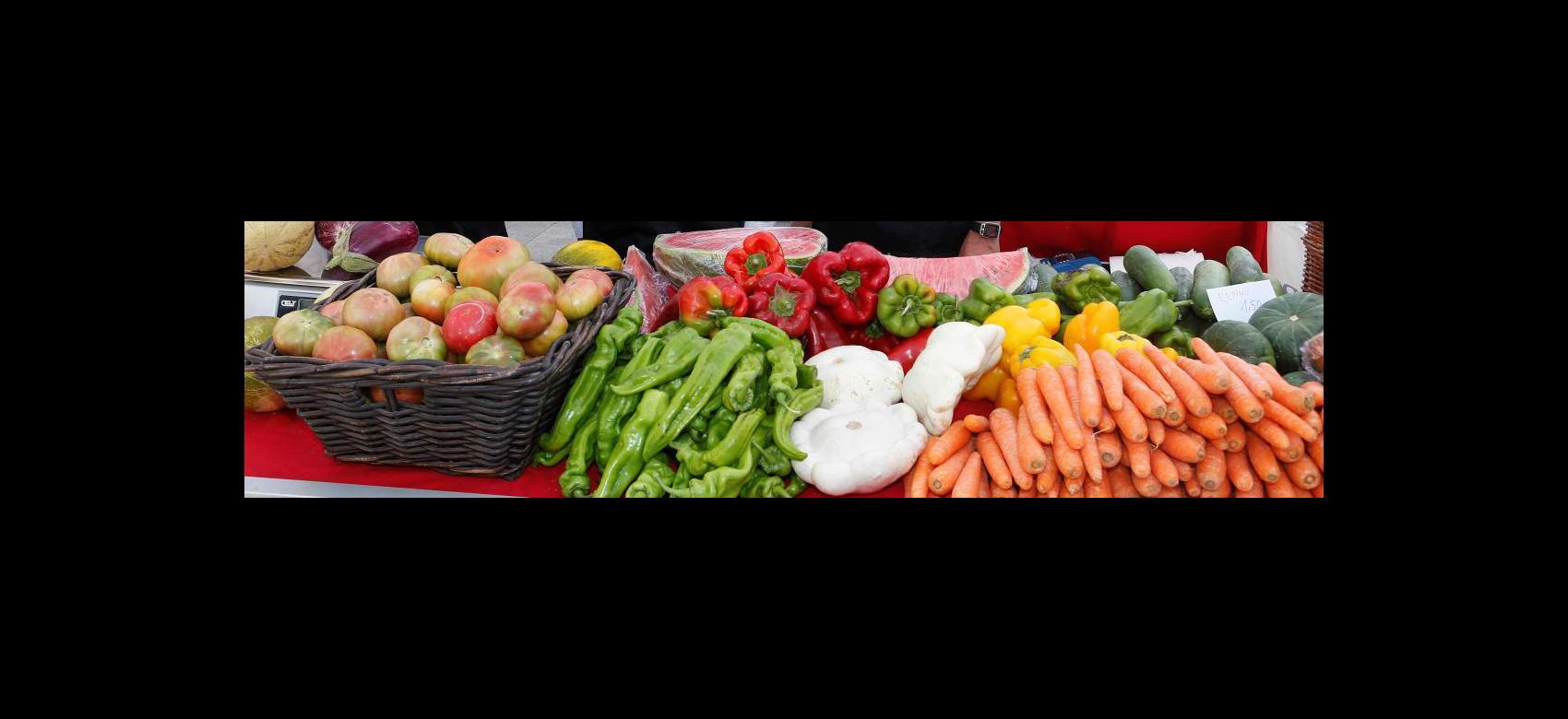 Frutas y verduras de la Comunidad de Madrid