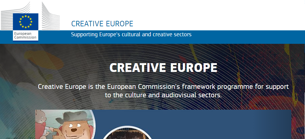 Programa Europa Creativa