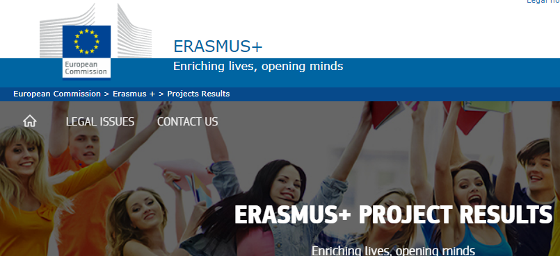 Erasmus+ Projects Results