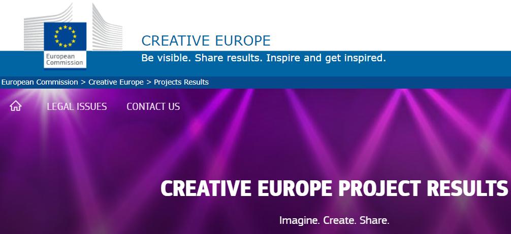 Erasmus+ Plataforma de proyectos creativos