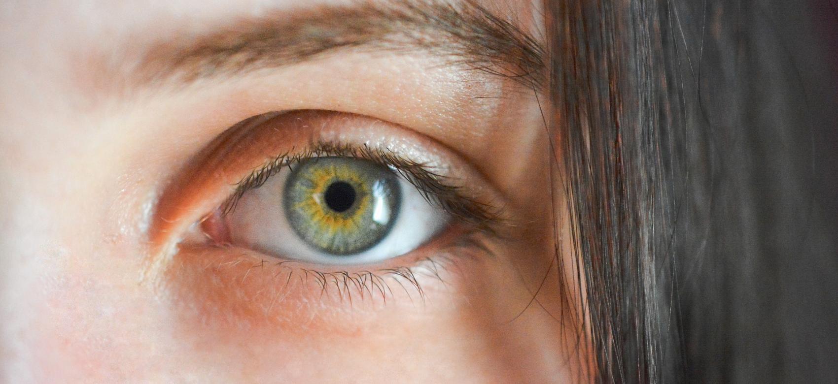 Primer plano de un ojo