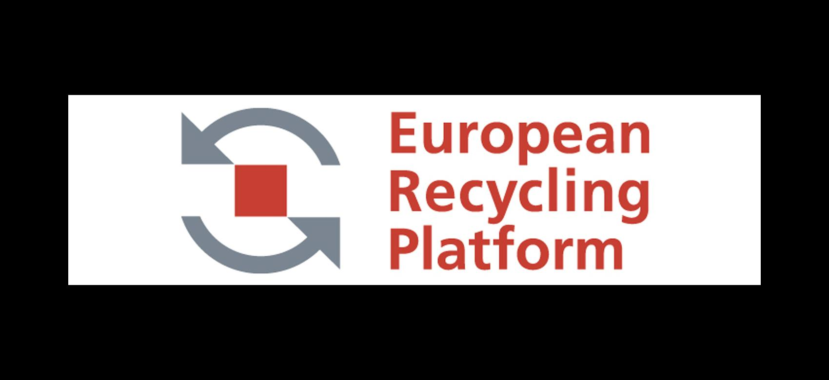 Logo European Recycling Platform