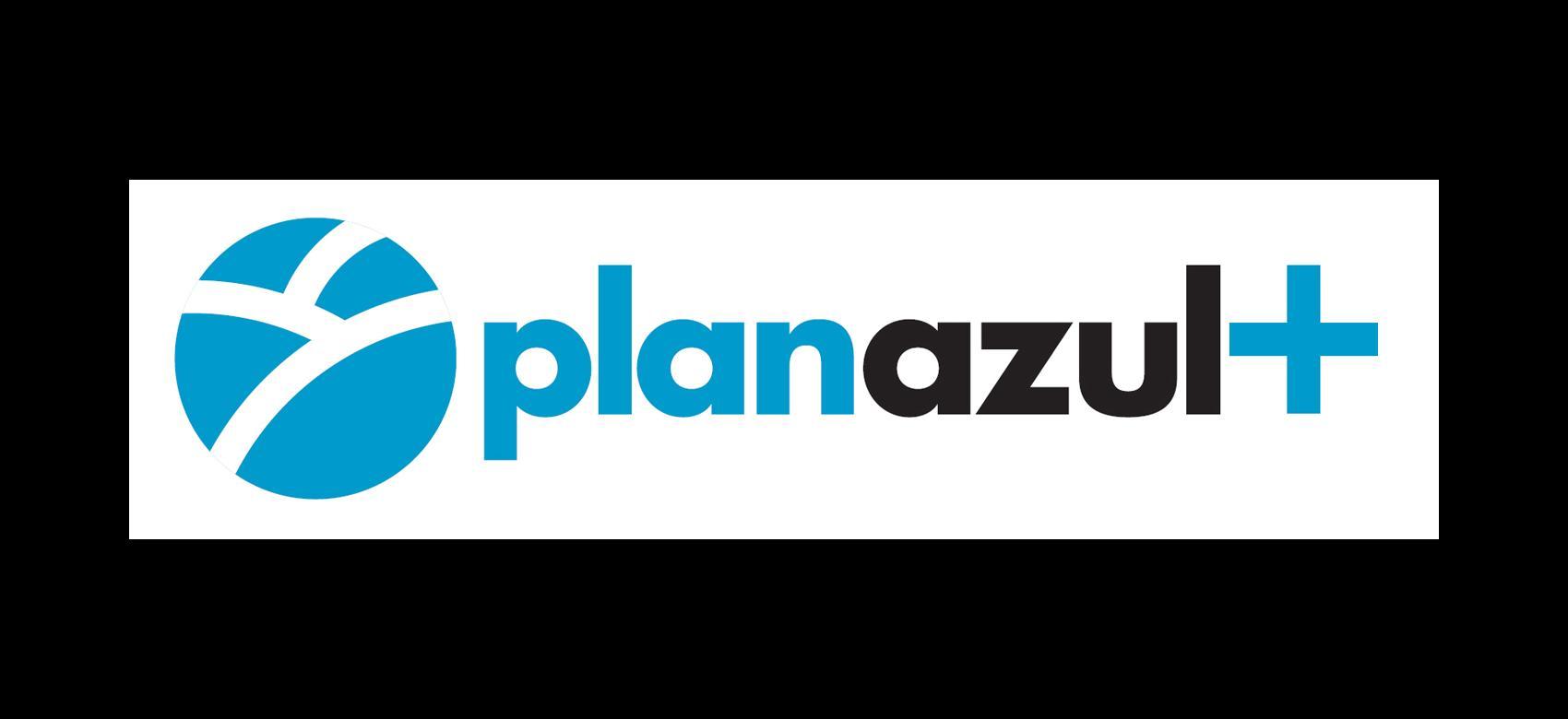 Calidad del Aire. Logo del Plan Azul+
