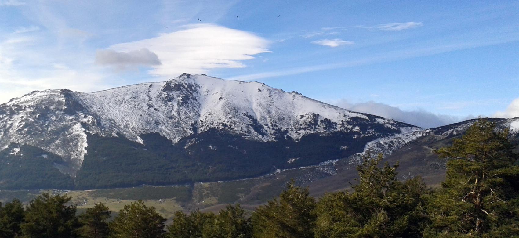 Parque Regional de la cuenca alta del Manzanares. La Najarra