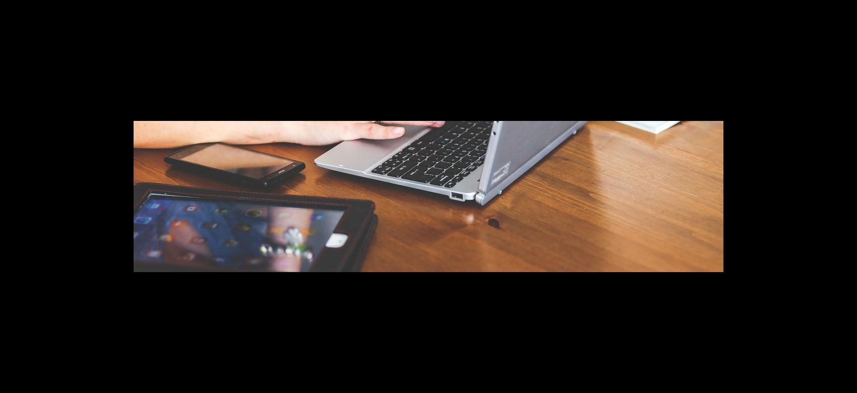 Teléfono y tableta