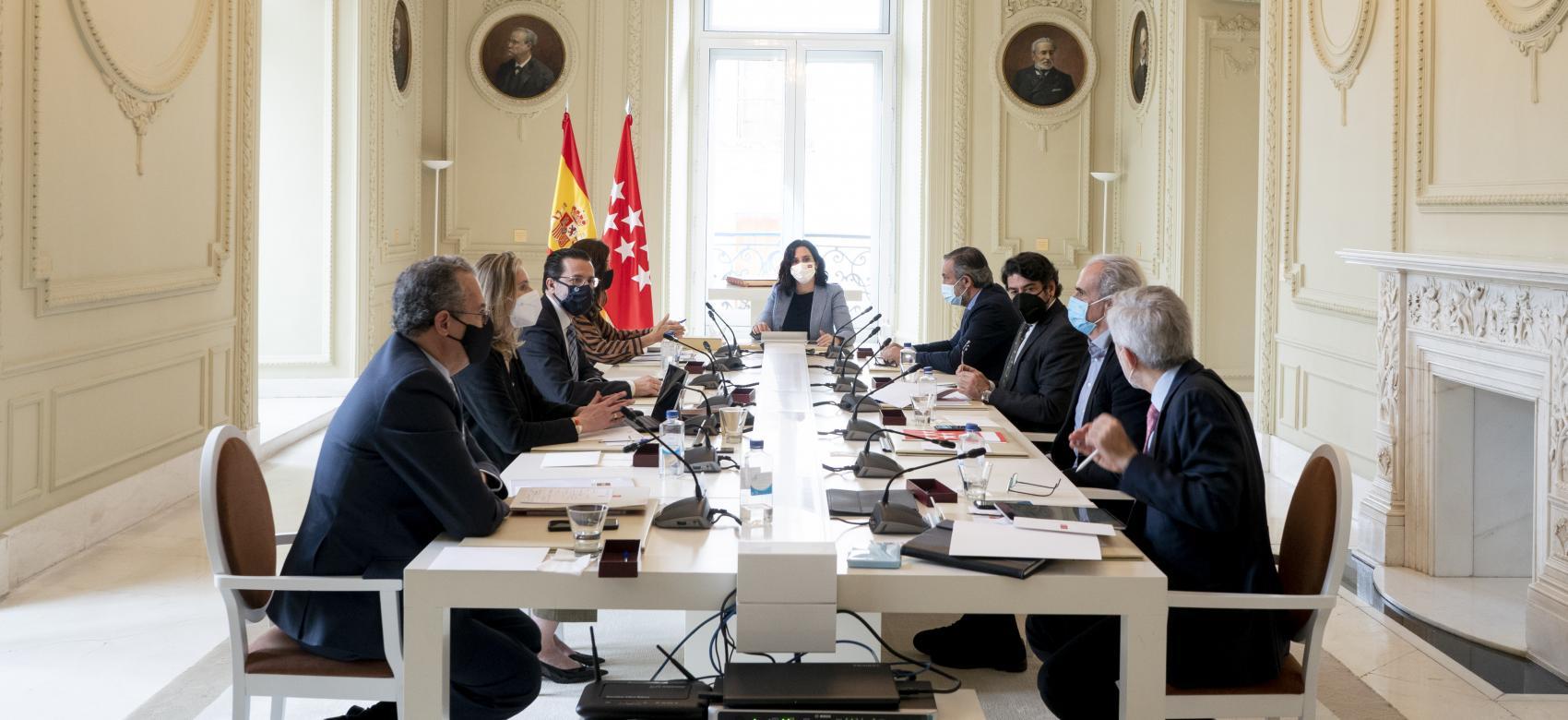 Consejo de Gobierno c
