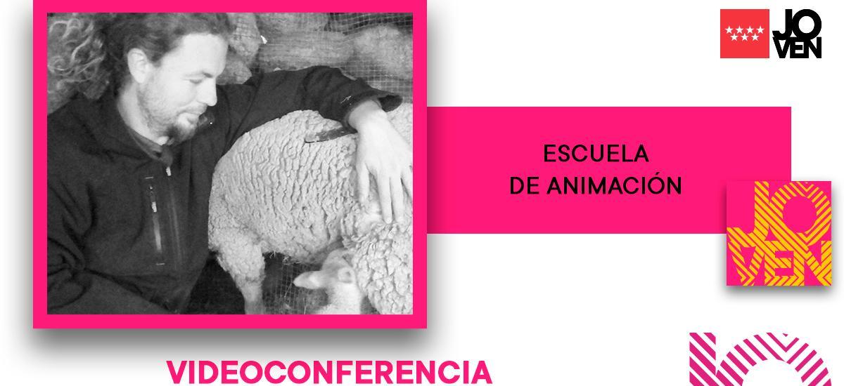 Titulo de la conferencia e imagen del conferenciante VIIIB