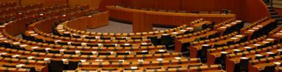 Hemiciclo Parlamento Europeo