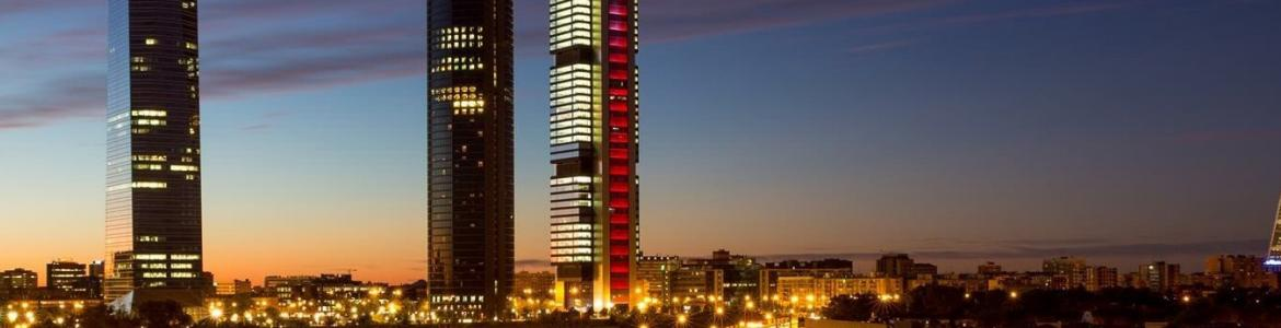 Madrid towers