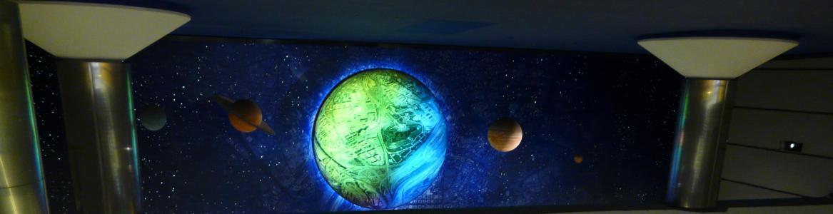 Arganzuela- Planetario