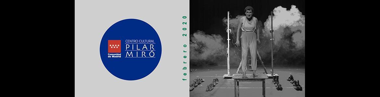 Imagen de la portada de la programación de febrero