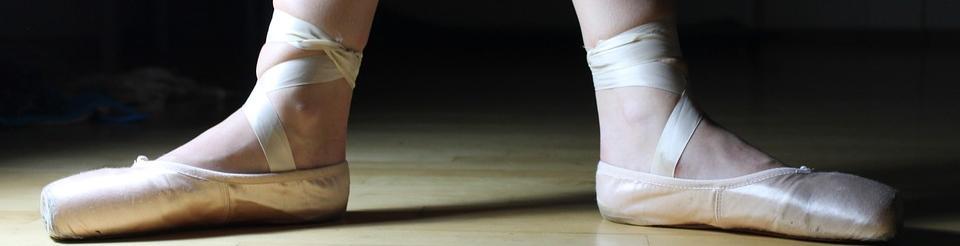 Segunda posición de ballet