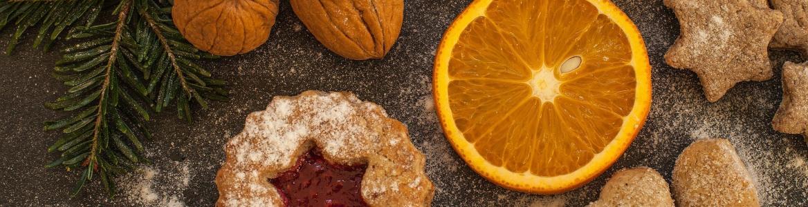 Imagen de un bodegón de varios alimentos