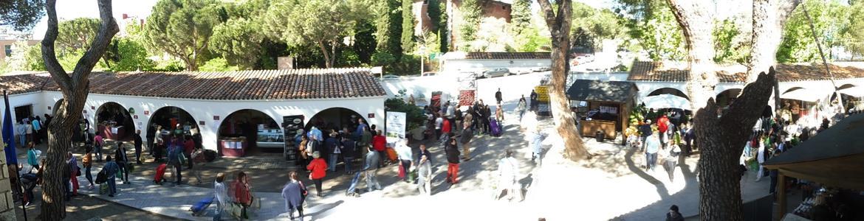 Imagen del Día de Mercado en la sede de la Cámara Agraria