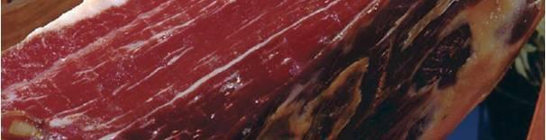 Imagen del folleto El jamón ibérico. Un producto muy nuestro