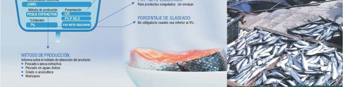Imagen del folleto Ponga calidad en su mesa. El pescado de etiqueta