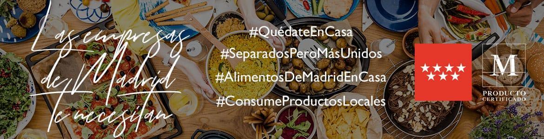 Imagen ilustrativa con texto Las empresa de Madrid te necesitan