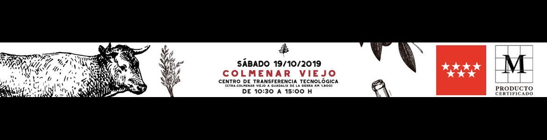 Logotipo de La Despensa de Madrid 2019 - Colmenar Viejo
