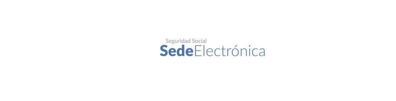 Banner Sede Electrónica Seguridad Social