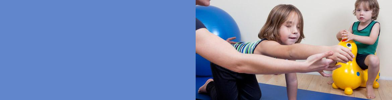 Intervención terapéutica en atención temprana