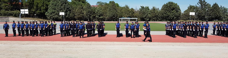 Formación en Régimen Interior de Policías Locales en el IFISE