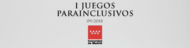 TENIS JUEGOS PARAINCLUSIVOS
