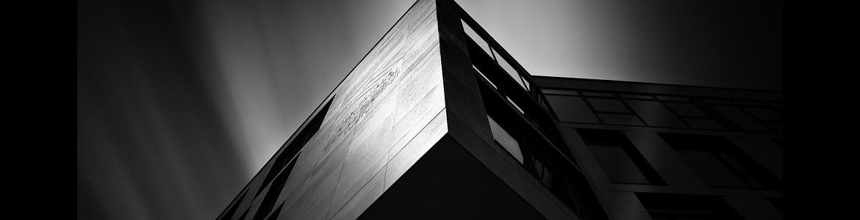 Edificio visto desde arriba