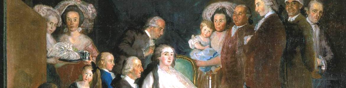 La familia del infante don Luis