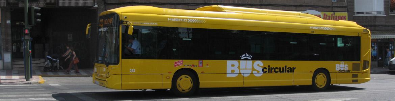 Autobús urbano de Alcobendas
