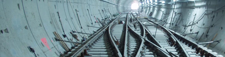 Vista del túnel
