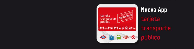 Logo de la aplicación móvil de la Tarjeta Transporte Público