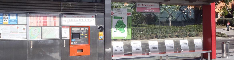 Estación de Metro Ligero