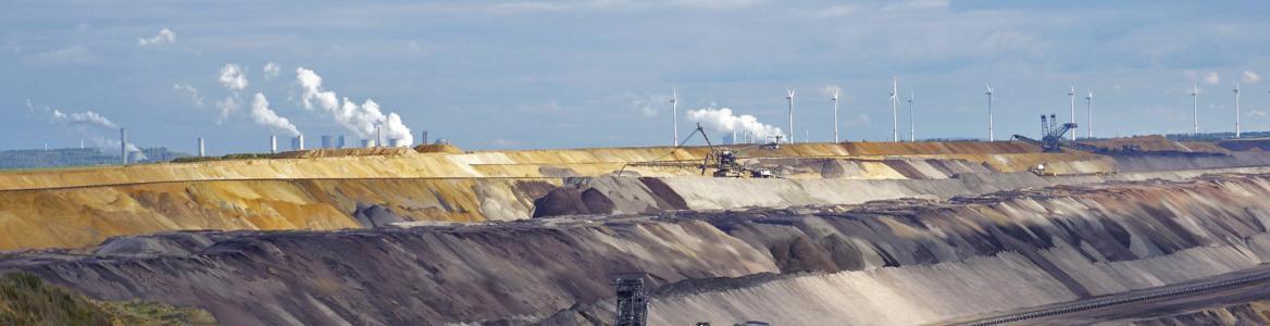 Minería a cielo abierto