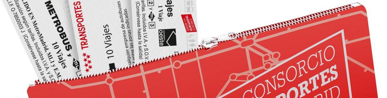 Imagen de la Tarjeta Multi como si fuera una cartera donde entran los antiguos billetes sencillos, metrobús y bonobuses