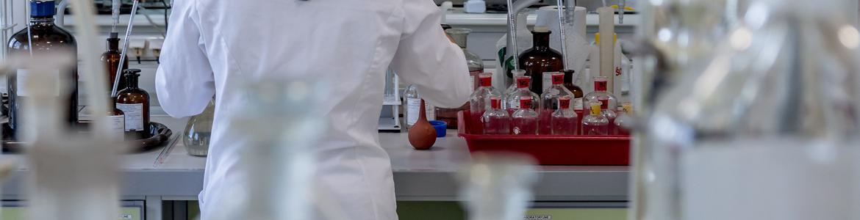 Imagen de un laboratorio