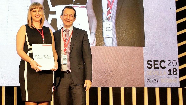 Cardiólogos del Hospital de Getafe reciben 4 premios en Congreso nacional especialidad