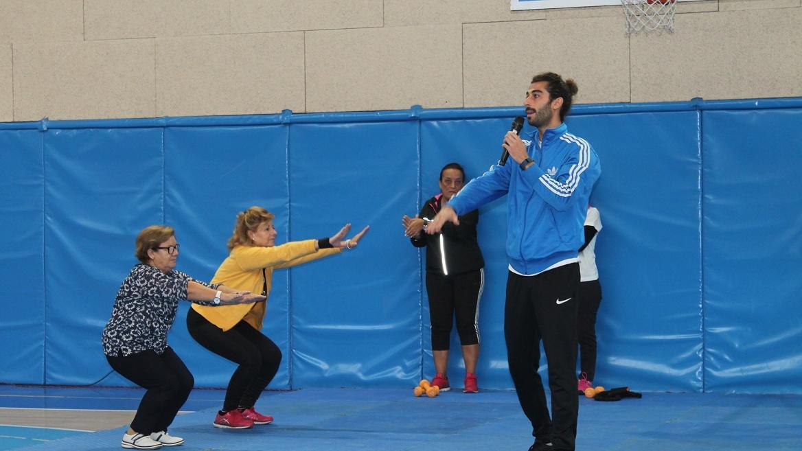 deporte para pacientes de obesidad y cáncer de mama