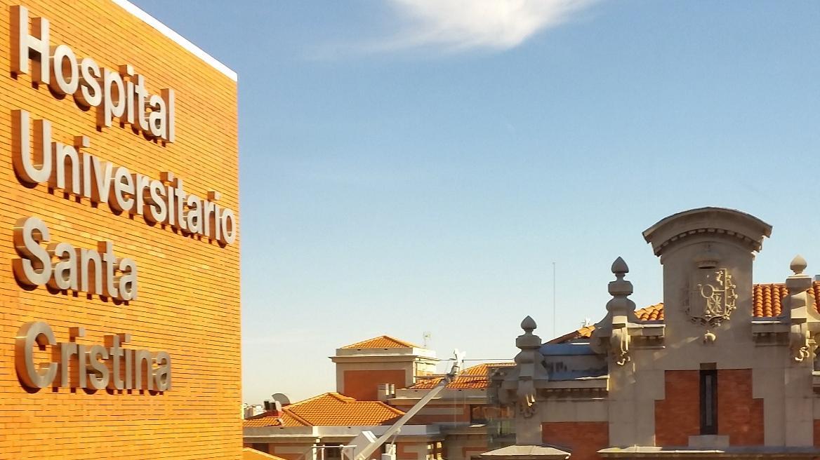 fachadas del Hospital Santa Cristina